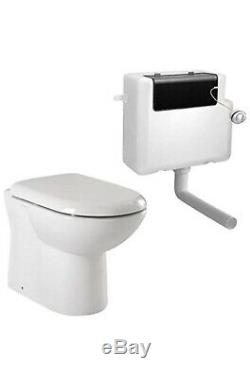 Apollo Bathroom Vanity Set 1100 Basin Toilet Back To Wall Gloss Fitted Cabinets