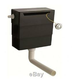 Bathroom 1050MM Vanity WithC unit Back To Wall Pan Soft Close Seat