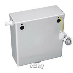 Bathroom Vanity WC Unit Back To Wall 300 or 252mm MCF Free Concealed Cistern