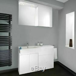 Bathstore Vanity Cabinet Units Myplan Sink Basin Mirror White Gloss All Sizes