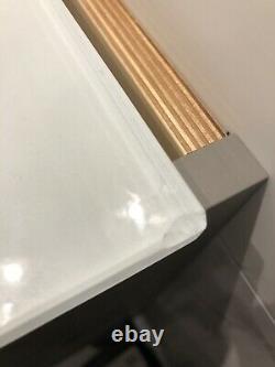 Fresco Glass Basin 1000x500 for Dansani Vanity Unit Slightly Damaged Back Corner