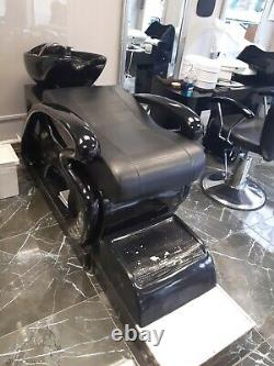 Hairdressing Back Wash Basin Unit, Lie-down, Used, Collection Only