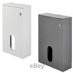 500mm 600mm Retour Au Mur Slimline Unité Wc Vanity Concealed Cistern