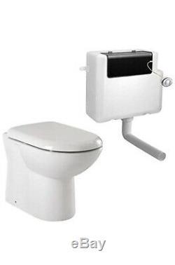 Apollo Bathroom Vanity Set 1100 Toilettes Bassin Retour Au Mur Gloss Aménagée Armoires