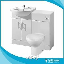 Bassin De Toilette De Cabinet De Vanité D'unité De Meubles De Salle De Bains De 550mm De Nouveau Au Vestiaire De Mur
