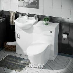 Bassin Vestiaire Éviers Vanity Et Wc Retour À Mur Toilette Salle De Bains Ellen