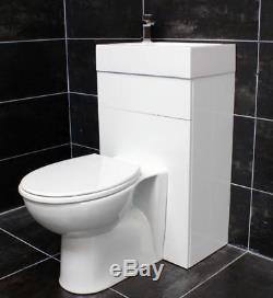 Combinaison Back To Wall Ensemble Meuble Vasque Pan & Basin Économie D'espace Dans Les Vestiaires