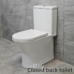 Hera 800 Ou 900mm Douche Quadrant Enclosure Suite Chambre Avec Choix De Toilettes Style