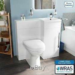 Melbourne Lavabo De Lavabo, Meuble De Lavabo, Blanc, Wc Séparé Toilette Murale