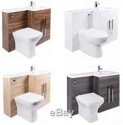 Meuble De Salle De Bain Suite De Mobilier De Design Retour À L'accueil Du Wc Mural Toilette, Évier De Lavabo