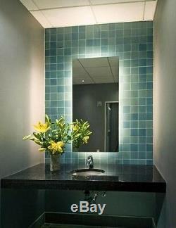 Miroir Rétroéclairage Kit - Être Utilisé Avec Tout Miroir Au-dessus Ou Tout Autre Vanité