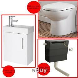 Premier Minimaliste Compact Retour Au Mur Toilettes Et Vestiaire Suite