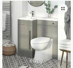 Retour Au Mur Meuble De Toilette