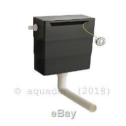 Salle De Bains Unité Vanity Kass 550 Laura Basin Retour À Wall Toilettes Cistern Siège